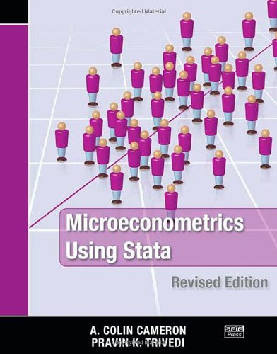 Microeconometrics Using Stata Revised Edition